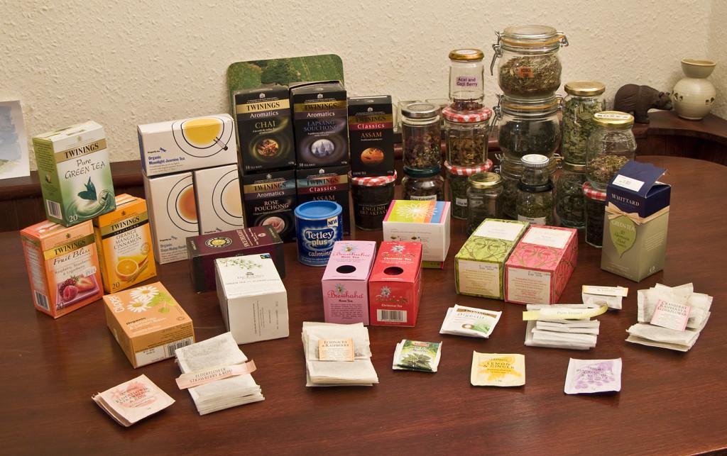 8. Health Benefits Of Drinking Tea